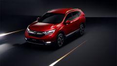 Honda CR-V 2018: vista dall'alto