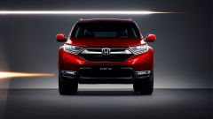 Honda CR-V 2018: vista frontale