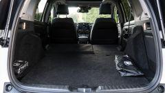 Honda CR-V Hybrid: bagagliaio con sedili reclinati