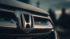Honda CR-V Hybrid calandra