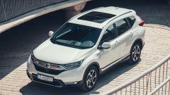 Honda CR-V Hybrid: la prova su strada del SUV ibrido - Immagine: 12