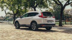 Honda CR-V Hybrid: la prova su strada del SUV ibrido - Immagine: 14