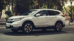 Honda CR-V Hybrid: la prova su strada del SUV ibrido - Immagine: 15