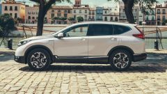 Honda CR-V Hybrid: la prova su strada del SUV ibrido - Immagine: 16