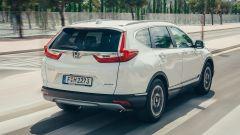 Honda CR-V Hybrid: la prova su strada del SUV ibrido - Immagine: 17
