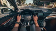 Honda CR-V Hybrid: la prova su strada del SUV ibrido - Immagine: 18