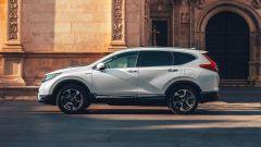 Honda CR-V Hybrid: la prova su strada del SUV ibrido - Immagine: 19