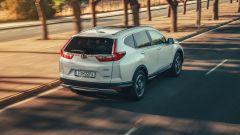 Honda CR-V Hybrid: la prova su strada del SUV ibrido - Immagine: 30