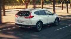 Honda CR-V Hybrid: la prova su strada del SUV ibrido - Immagine: 31