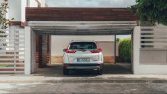 Honda CR-V Hybrid: la prova su strada del SUV ibrido - Immagine: 34