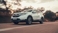 Honda CR-V Hybrid: la prova su strada del SUV ibrido - Immagine: 35