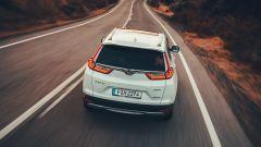 Honda CR-V Hybrid: la prova su strada del SUV ibrido - Immagine: 36