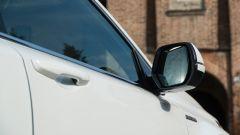 Honda CR-V Hybrid: dettaglio fianco destro