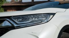 Honda CR-V Hybrid: dettaglio gruppi ottici