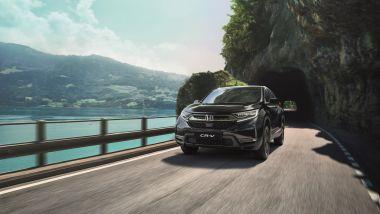 Honda CR-V Hybrid e:HEV 2021: la nuova versione Sport Line