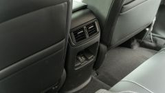 Honda CR-V Hybrid e:HEV, bocchette di ventilazione posteriori