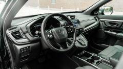 Honda CR-V Hybrid e:HEV, gli interni
