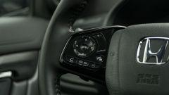 Honda CR-V Hybrid e:HEV, i comandi per il computer di bordo