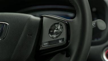 Honda CR-V Hybrid e:HEV, i comandi per la guida assistita