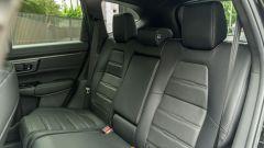 Honda CR-V Hybrid e:HEV, i sedili posteriori