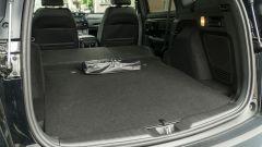 Honda CR-V Hybrid e:HEV, il bagagliaio a sedili reclinati
