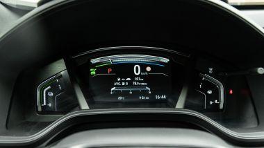 Honda CR-V Hybrid e:HEV, il quadro strumenti