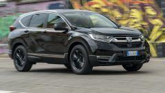 Honda CR-V E:HEV Hybrid 2021: prova, interni, prezzi, opinioni