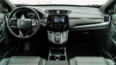 Honda CR-V Hybrid e:HEV, la plancia