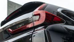 Honda CR-V Hybrid e:HEV, luci posteriori