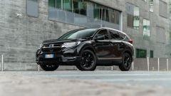 Honda CR-V Hybrid e:HEV, vista 3/4 anteriore