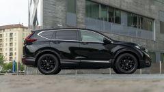 Honda CR-V Hybrid e:HEV, vista laterale