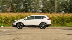 Honda CR-V Hybrid: fianco sinistro