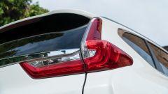 Honda CR-V Hybrid: gruppi ottici al posteriore