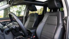 Honda CR-V Hybrid: i sedili anteriori