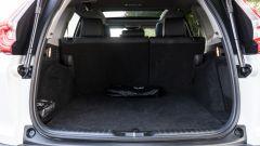 Honda CR-V Hybrid: il bagagliaio