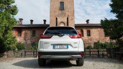 Honda CR-V Hybrid: il posteriore