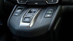 Honda CR-V Hybrid: il selettore di marcia