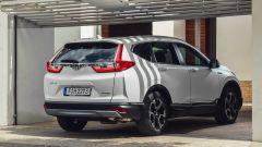Honda CR-V Hybrid posteriore