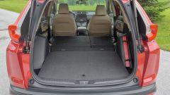 Honda CR-V, il bagagliaio