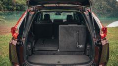 Honda CR-V, il divanetto ripartibile