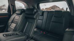 Honda CR-V, le file posteriori