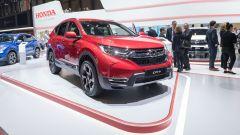 Honda CR-V, live Salone di Ginevra 2018