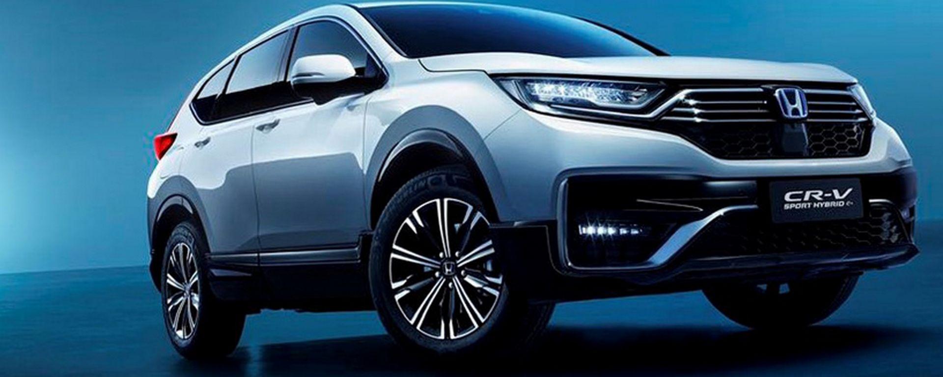 Honda CR-V Plug-in