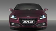 Honda CR-Z 2013, nuove foto da Parigi - Immagine: 16