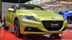Honda CR-Z 2013, nuove foto da Parigi - Immagine: 12