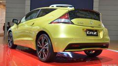 Honda CR-Z 2013, nuove foto da Parigi - Immagine: 10
