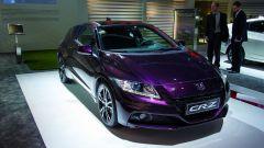 Honda CR-Z 2013, nuove foto da Parigi - Immagine: 1