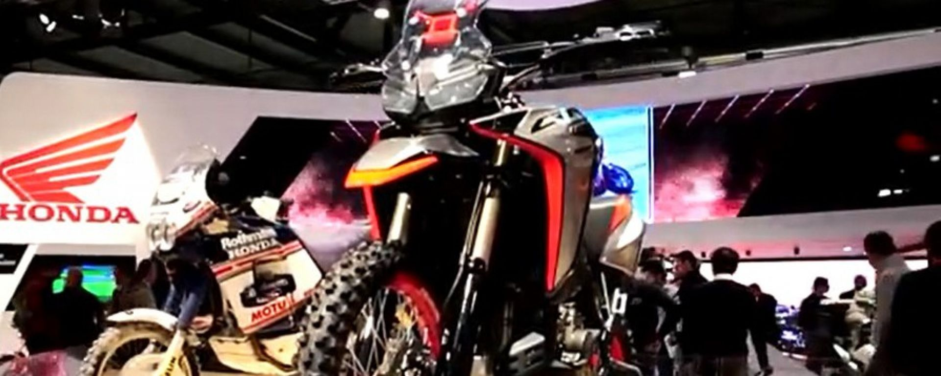 Honda CRF 1000 Sport Concept