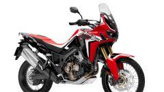 Honda CRF1000L Africa Twin, nuove immagini e info - Immagine: 24