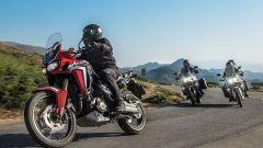 Honda CRF1000L Africa Twin, nuove immagini e info - Immagine: 12
